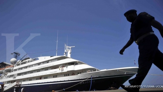 Pemerintah siap membenahi 138 pelabuhan