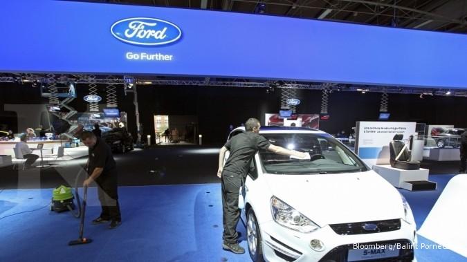 1.213 Peserta mengikuti ajang All New Ford Focus
