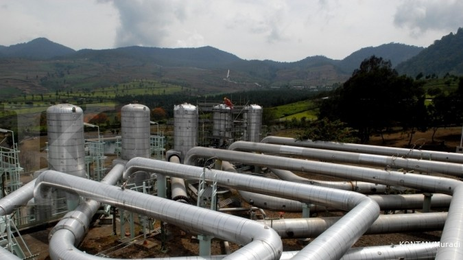 Supreme Energy bor PLTP Rajabasa akhir tahun