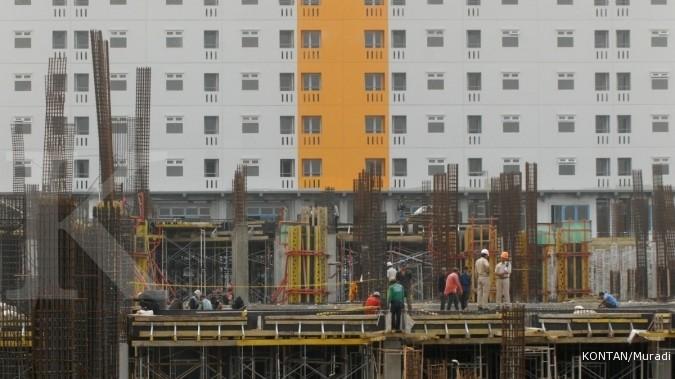 Agung Podomoro akan membangun apartemen di Simprug