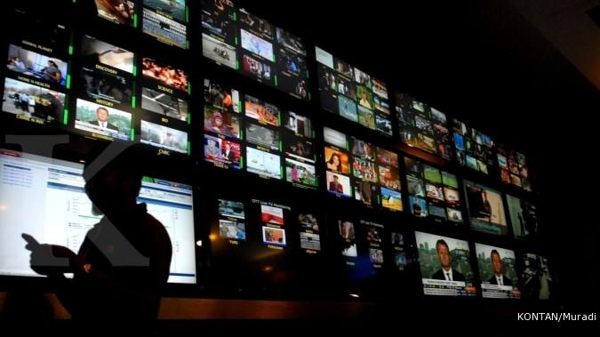Emiten penyiaran bakal tertekan biaya retribusi