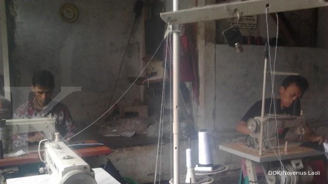 Sentra Kerudung Garut: Buka pasar baru (3)