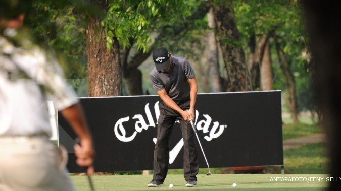 Awas, golf bisa kurangi kesuburan pria