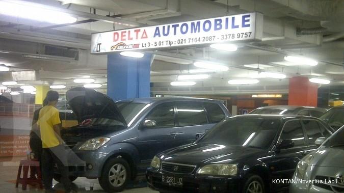 Sentra Mobil Bekas MGK: Mobil bekas baru (1)