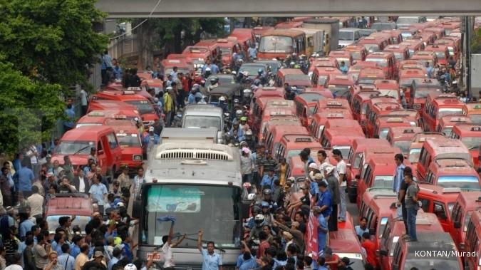 Kenaikan tarif angkutan umum dibatasi 10%-20%