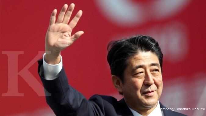 China menunggu langkah Abe terkait sengketa pulau