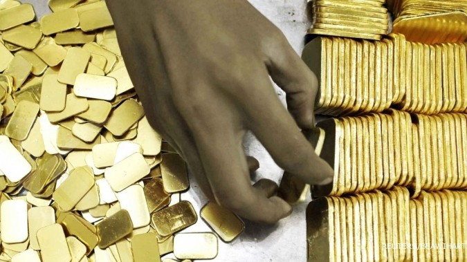Tabungan emas ala Gold Bullion Indonesia
