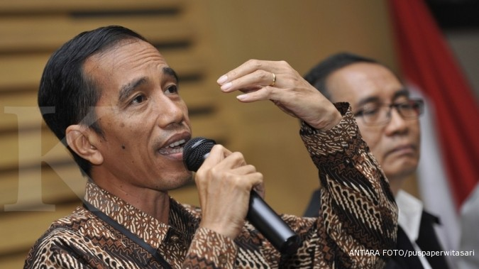 Jokowi sidak ke Kepulauan Seribu