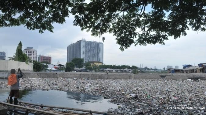 Bersihkan sampah Sungai Angke, RI gandeng Belanda