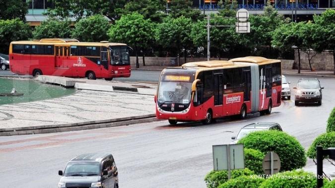 Transjakarta kembali operasikan bus Zhong Tong