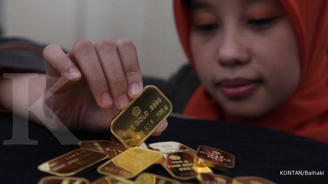 Gold Bullion wajib lunasi utang nasabah Rp 99,9 M