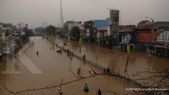 Image Result For Titik Banjir Jakarta