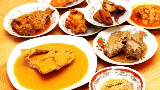 Kuliner kekuatan promosi pariwisata Indonesia