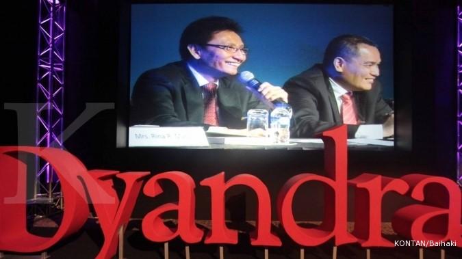 Dyandra maksimal raup Rp 500 miliar dari IPO