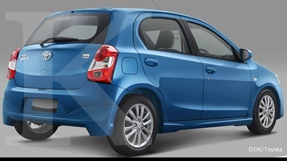 Harga mobil bekas Toyota Etios Valco