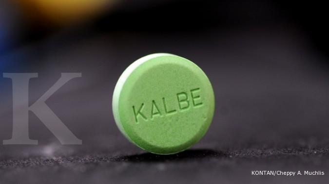 Kalbe Farma (KLBF) akan bagi-bagi dividen Rp 1,22 triliun