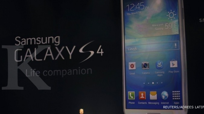 Ini keunggulan Samsung Galaxy S4