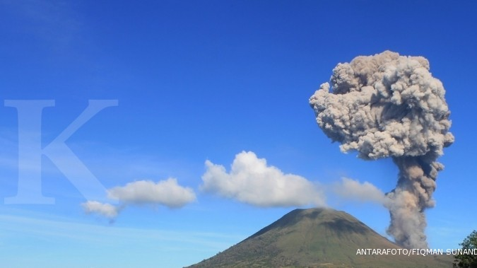 Warning issued amid seismic activity from Mt.Lokon