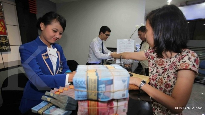 Likuiditas bank makin kering di 2014