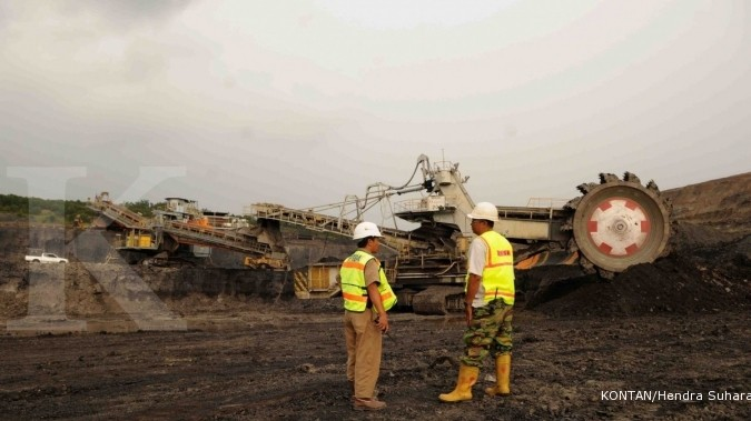 Musim rontok laba bersih emiten batubara