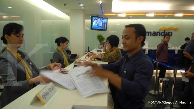 Bank Mandiri tahan pertumbuhan kredit UMKM di 2014