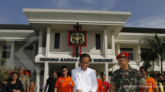 Gitar Jokowi akhirnya diserahkan kepada KPK