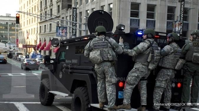 FBI bersumpah kejar pelaku hingga ujung dunia