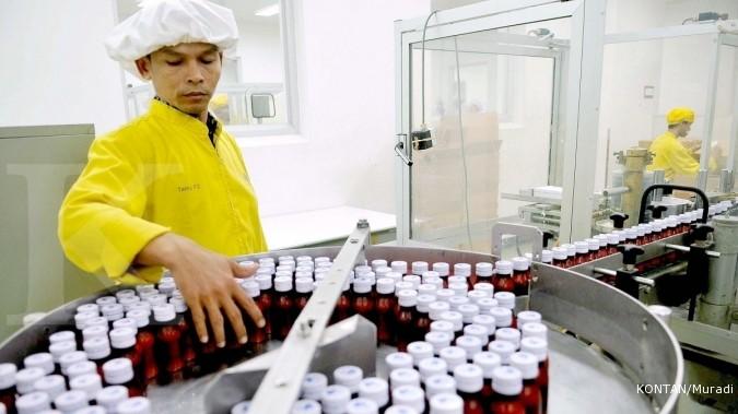INAF KAEF Holding BUMN farmasi masih tunggu penetapan akta inbreng