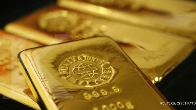 Terus diburu, emas berpotensi tembus US$ 1.400