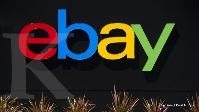 EBay diretas, pengguna diminta mengganti password