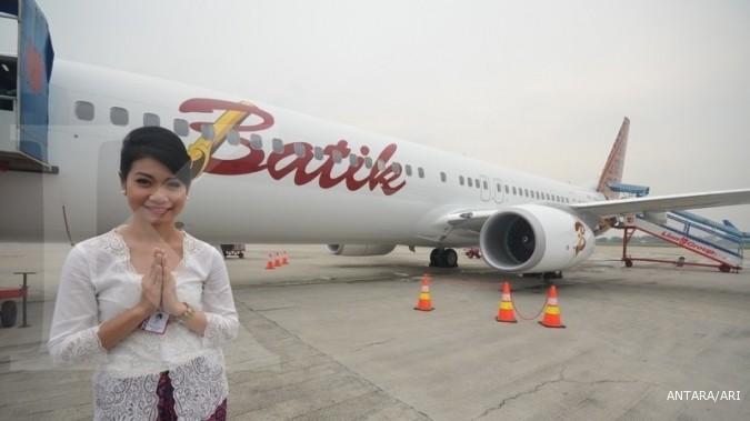 Batik Air terbangi tiga rute baru dari Soetta