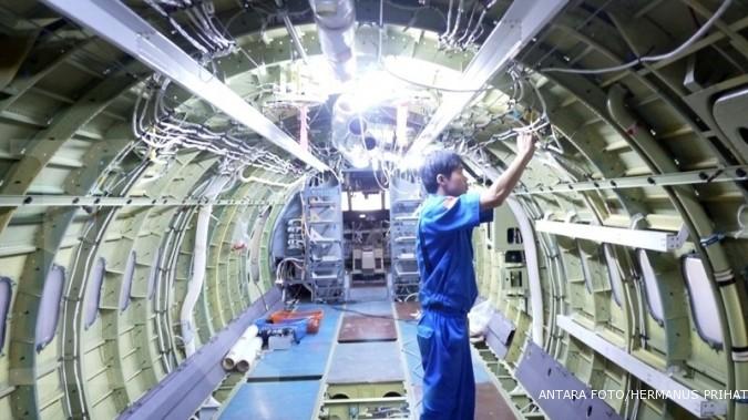 PT DI bikin pesawat untuk 3 negara ASEAN