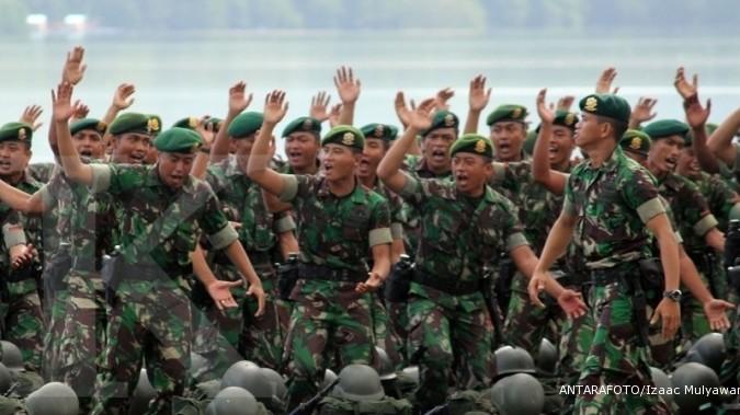 TNI sudah terima tank Leopard sebelum ultah