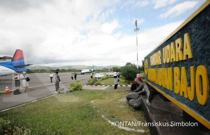 AP I akan kelola bandara Komodo akhir 2017