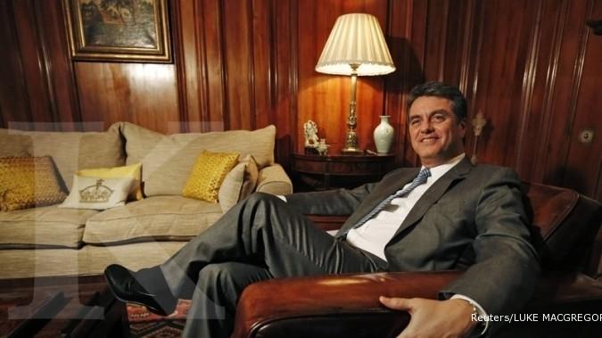 Roberto Azevedo kembali pimpin WTO