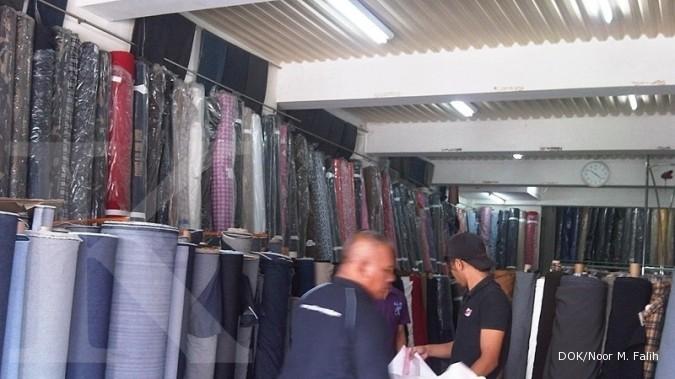 Insentif impor tekstil dikhawatirkan rawan bocor