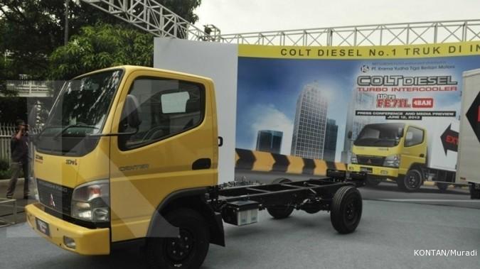 Bisnis mobil niaga di 2017 diproyeksi membaik