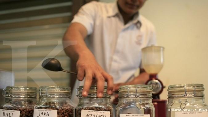 Kopi Nusantara menembus pusat kopi dunia di AS