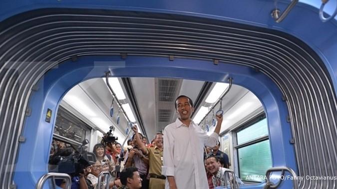 Ini cara Jokowi membangun kepercayaan
