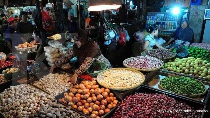 Inflasi bisa tembus 8% pada Agustus 2013