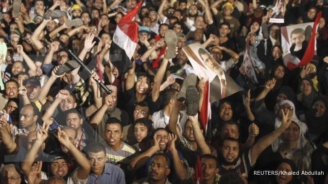 Korban penembakan di Mesir mencapai 42 orang