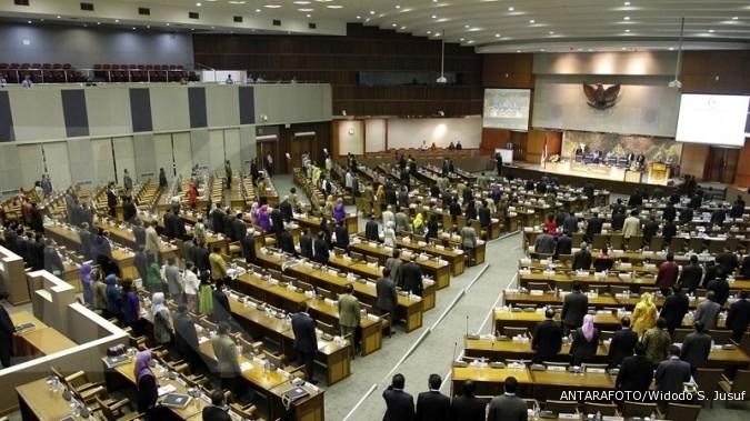 DPR tagih RUU Pemilu dari pemerintah