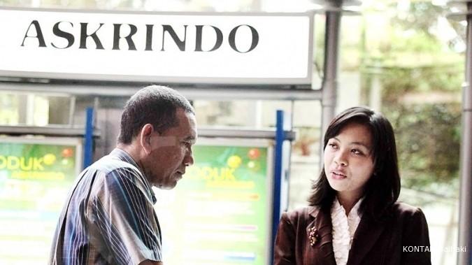 September, Askrindo kantongi premi Rp 2,65 triliun