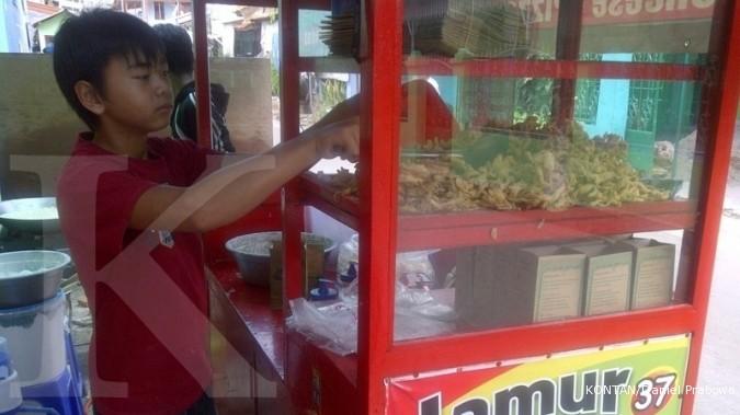 Elin Ds Personal Dan Lifestyle Blogger Peluang Usaha Jamur Crispy