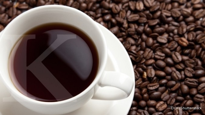 Minum kopi bisa bikin pinggang ramping