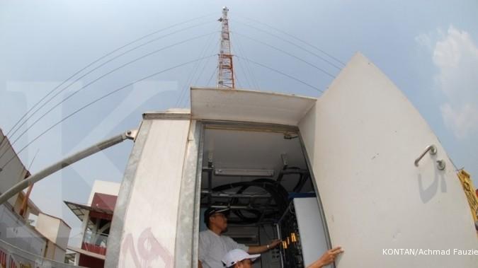 Tunjang mudik, 300 mobile BTS disiagakan