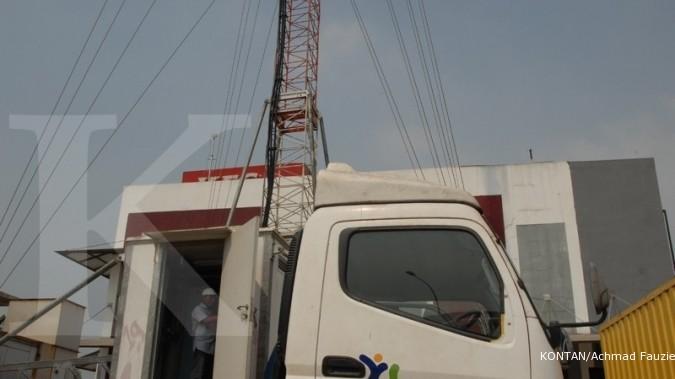 XL perkuat jangkauan sinyal di jalan tol baru