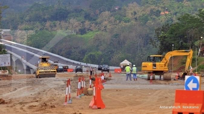 TMJ siapkan Rp 500 M untuk pembebasan lahan tol