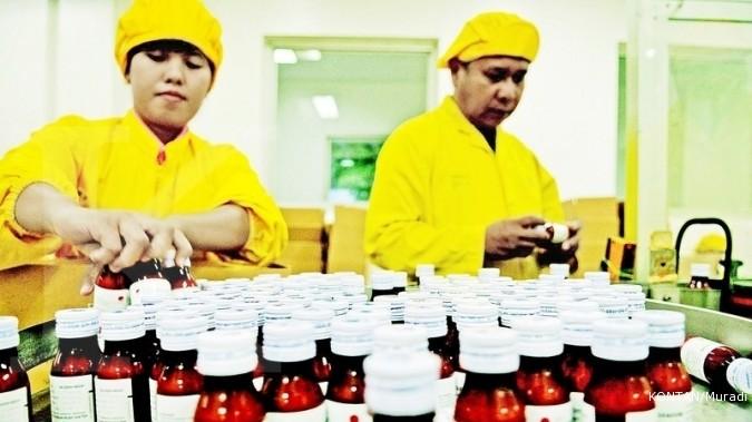 Optimisme industri farmasi menggenjot pasar ekspor