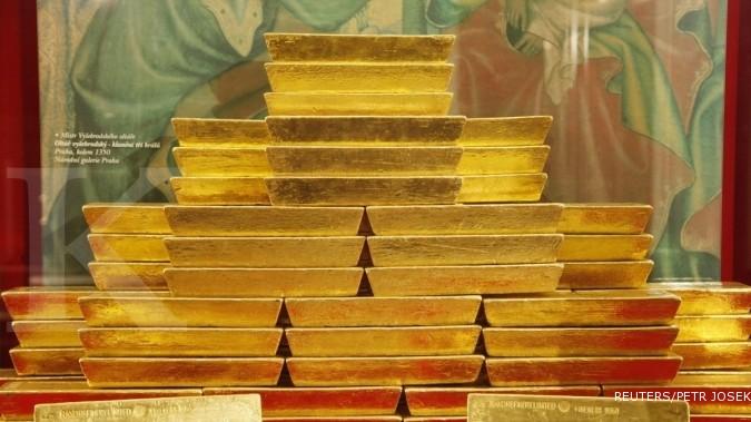 Merangkak naik, harga logam mulia masih anjlok